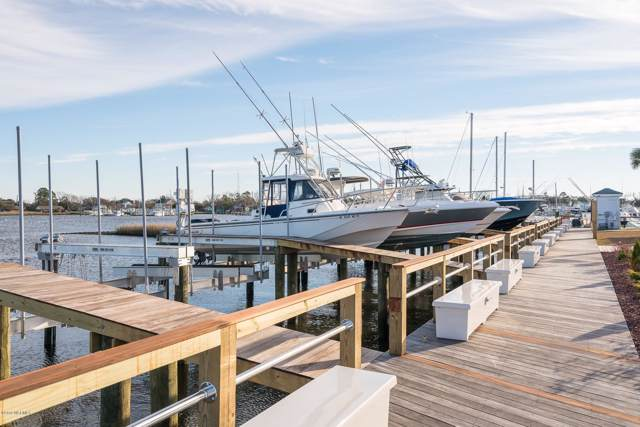 114 Town Creek Drive E-57, Beaufort, NC 28516 (MLS #100153692) :: The Oceanaire Realty