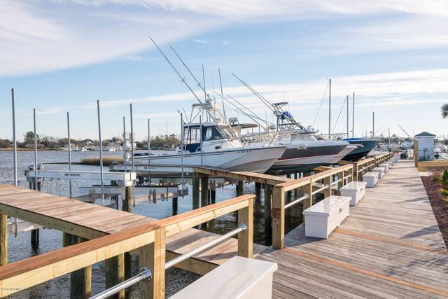 114 Town Creek Drive E-64, Beaufort, NC 28516 (MLS #100153715) :: The Oceanaire Realty