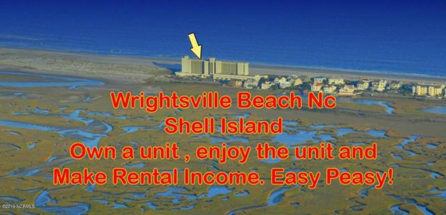 2700 N Lumina Avenue N #507, Wrightsville Beach, NC 28480 (MLS #100154150) :: Coldwell Banker Sea Coast Advantage