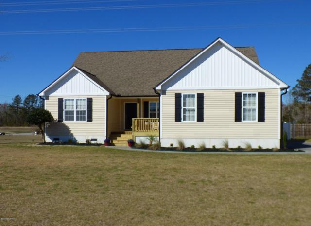 105 Echo Ridge Road, Swansboro, NC 28584 (MLS #100155338) :: RE/MAX Elite Realty Group
