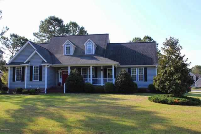 101 Blue Heron Circle, Sneads Ferry, NC 28460 (MLS #100155488) :: The Oceanaire Realty