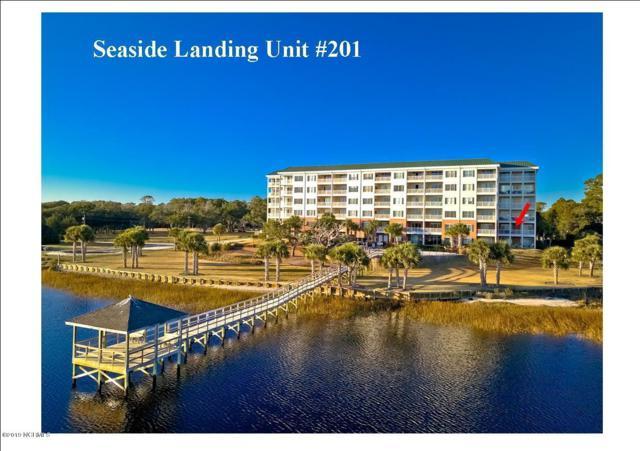 7265 Seashell Lane SW #201, Ocean Isle Beach, NC 28469 (MLS #100156041) :: Century 21 Sweyer & Associates