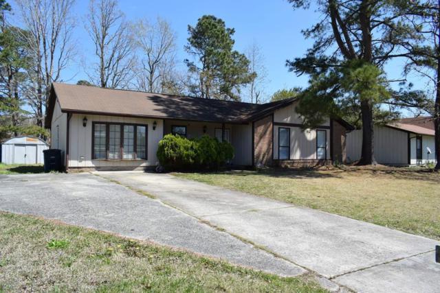 1003 Massey Road, Jacksonville, NC 28546 (MLS #100157984) :: Courtney Carter Homes
