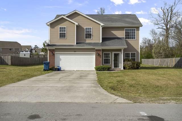 350 Old Dam Road, Jacksonville, NC 28540 (MLS #100158318) :: Courtney Carter Homes