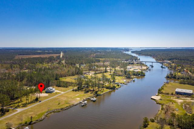 110 Waterway Drive, Beaufort, NC 28516 (MLS #100158515) :: Coldwell Banker Sea Coast Advantage