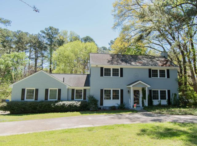 1011 Parkside Drive NW, Wilson, NC 27896 (MLS #100159464) :: The Keith Beatty Team