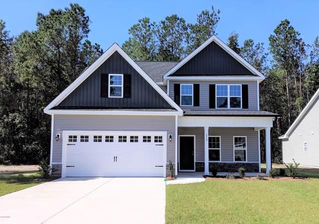 458 Jasmine Way, Burgaw, NC 28425 (MLS #100159530) :: RE/MAX Elite Realty Group