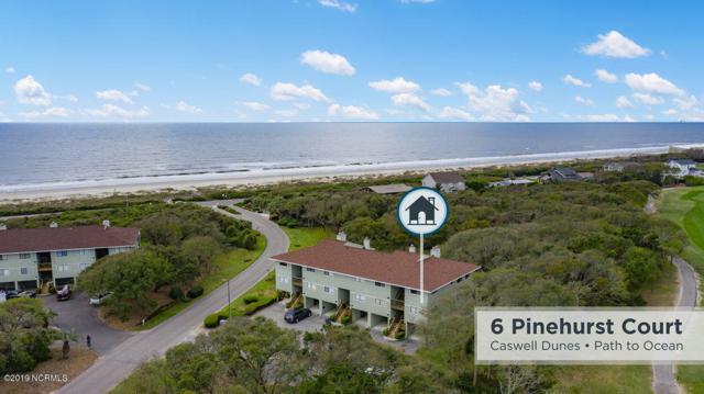 6 Pinehurst Drive, Caswell Beach, NC 28465 (MLS #100159618) :: Courtney Carter Homes
