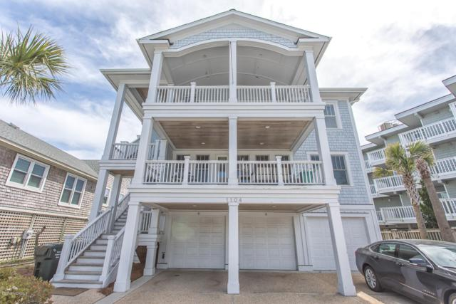 1104 N Lumina Avenue Unit A, Wrightsville Beach, NC 28480 (MLS #100159735) :: Vance Young and Associates