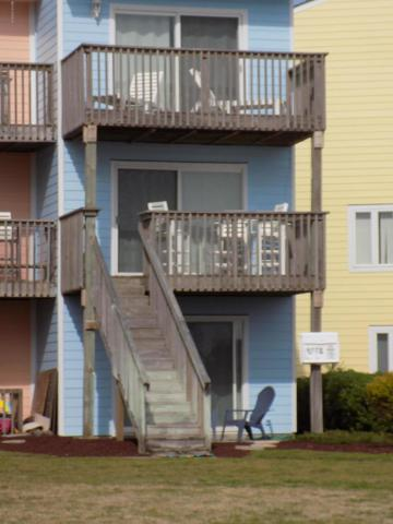 8801 Reed Drive E105, Emerald Isle, NC 28594 (MLS #100160099) :: The Oceanaire Realty