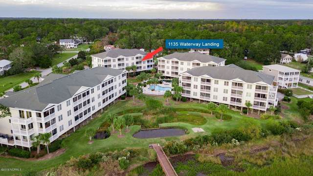 1135 Park Road SW #1203, Sunset Beach, NC 28468 (MLS #100160117) :: Thirty 4 North Properties Group