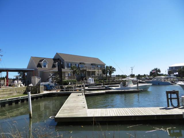 156 Radio Island Road #96, Beaufort, NC 28516 (MLS #100160377) :: Century 21 Sweyer & Associates