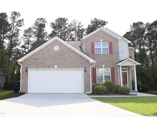 217 Stagecoach Drive, Jacksonville, NC 28546 (MLS #100160902) :: The Bob Williams Team