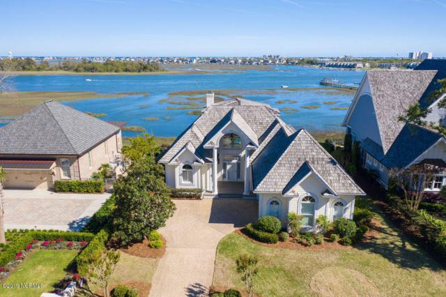 1615 Landfall Drive, Wilmington, NC 28405 (MLS #100161037) :: Vance Young and Associates
