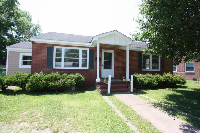 1104 E 9th Street, Lumberton, NC 28358 (MLS #100161285) :: The Bob Williams Team