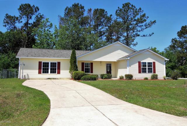 609 Darkwood Drive, Havelock, NC 28532 (MLS #100161750) :: CENTURY 21 Sweyer & Associates