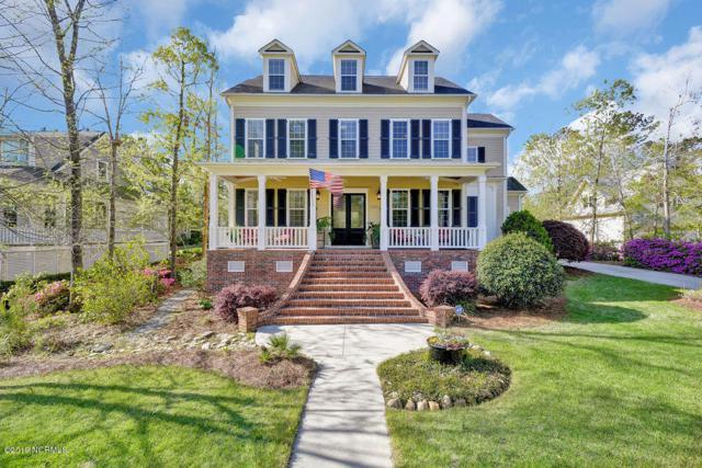 320 Whisper Park Drive, Wilmington, NC 28411 (MLS #100162027) :: CENTURY 21 Sweyer & Associates
