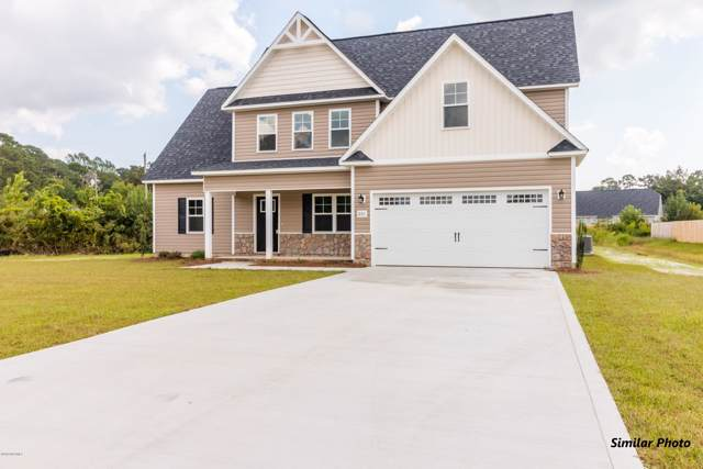 112 Heron Watch Drive, Hubert, NC 28539 (MLS #100164064) :: Coldwell Banker Sea Coast Advantage
