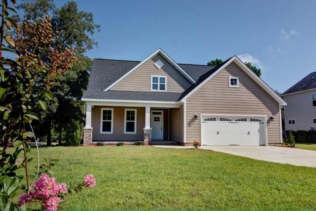 502 Sanders Lane, Newport, NC 28570 (MLS #100164686) :: The Cheek Team