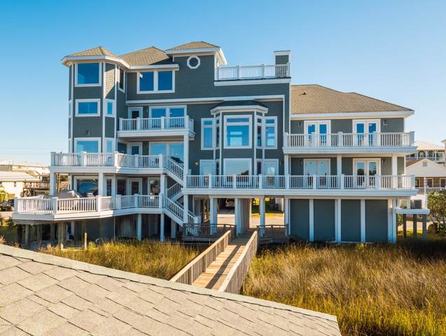 1107 Canal Drive, Carolina Beach, NC 28428 (MLS #100164780) :: CENTURY 21 Sweyer & Associates