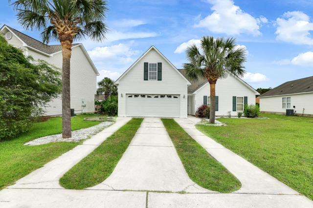 4928 Montserrat Drive, Southport, NC 28461 (MLS #100166010) :: David Cummings Real Estate Team