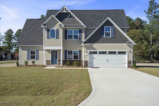 210 Rowland Drive, Richlands, NC 28574 (MLS #100166050) :: The Keith Beatty Team