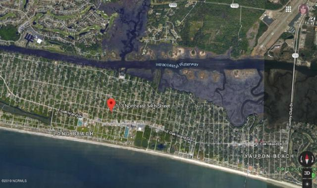 113 NE 54th Street, Oak Island, NC 28465 (MLS #100166250) :: Courtney Carter Homes