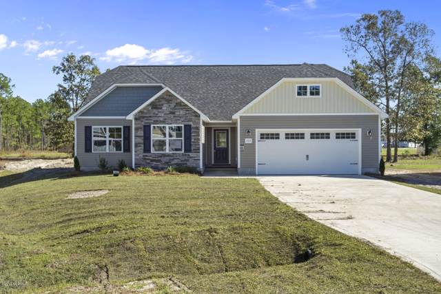 203 Rowland Drive, Richlands, NC 28574 (MLS #100166349) :: The Keith Beatty Team