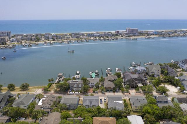 111 S Channel Drive, Wrightsville Beach, NC 28480 (MLS #100166773) :: David Cummings Real Estate Team