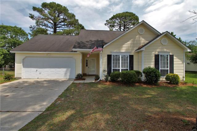 304 Beechwood Drive, Havelock, NC 28532 (MLS #100166858) :: David Cummings Real Estate Team