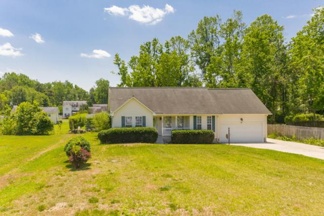 320 Country Club Lane, Newport, NC 28570 (MLS #100166937) :: Donna & Team New Bern