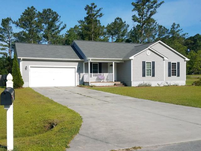 100 Laredo Drive, Jacksonville, NC 28540 (MLS #100166999) :: Berkshire Hathaway HomeServices Hometown, REALTORS®