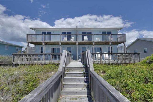 7411 Ocean Drive E&W, Emerald Isle, NC 28594 (MLS #100167033) :: Vance Young and Associates