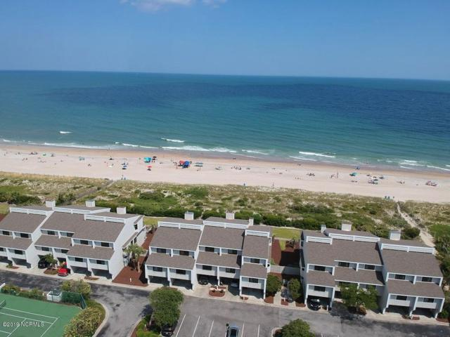 101 S Lumina Avenue Th-9, Wrightsville Beach, NC 28480 (MLS #100167358) :: Vance Young and Associates