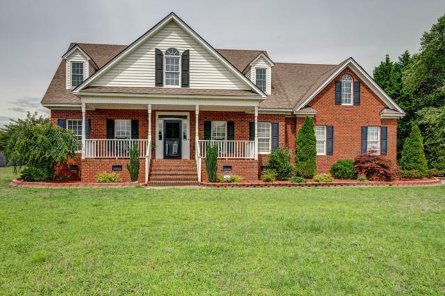 1574 Fountain Branch Road, Rocky Mount, NC 27803 (MLS #100167688) :: Frost Real Estate Team