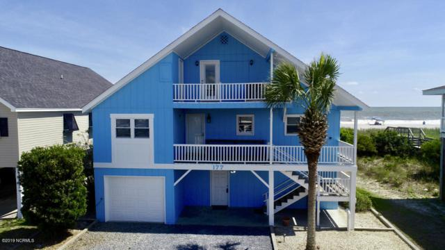 177 Ocean Boulevard W, Holden Beach, NC 28462 (MLS #100167831) :: The Bob Williams Team