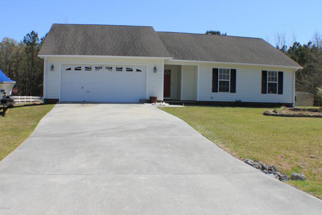 301 Clam Digger Court, Swansboro, NC 28584 (MLS #100168564) :: Century 21 Sweyer & Associates