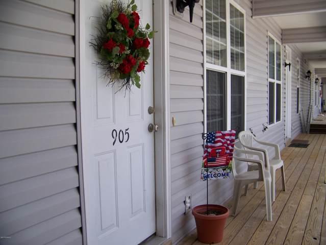 175 Old Murdoch Road #905, Newport, NC 28570 (MLS #100168700) :: RE/MAX Essential