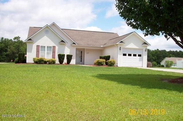 157 Bernice Blanton, Teachey, NC 28464 (MLS #100168721) :: The Bob Williams Team