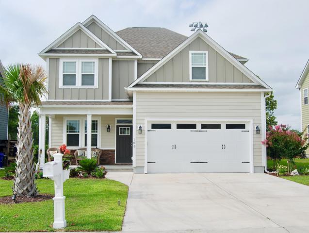 105 Abaco Drive E, Cedar Point, NC 28584 (MLS #100168979) :: Century 21 Sweyer & Associates