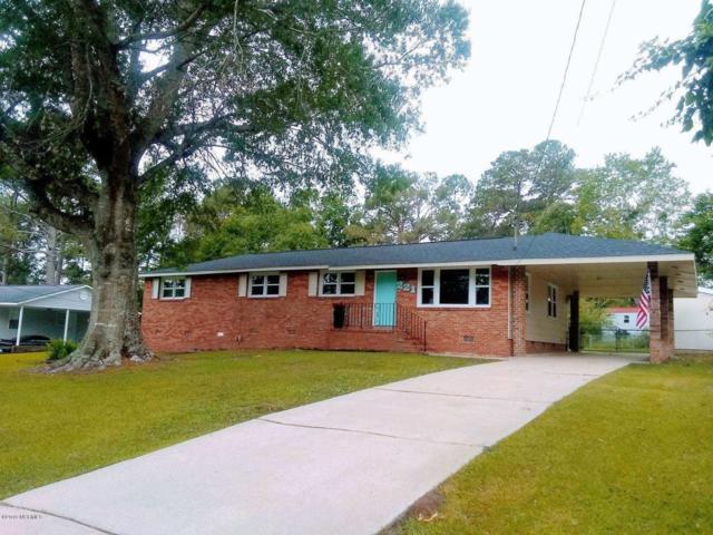 221 Regalwood Drive, Jacksonville, NC 28546 (MLS #100169293) :: RE/MAX Essential