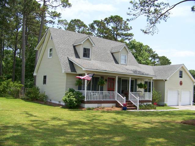 915 Sunset Boulevard, Newport, NC 28570 (MLS #100169408) :: Great Moves Realty