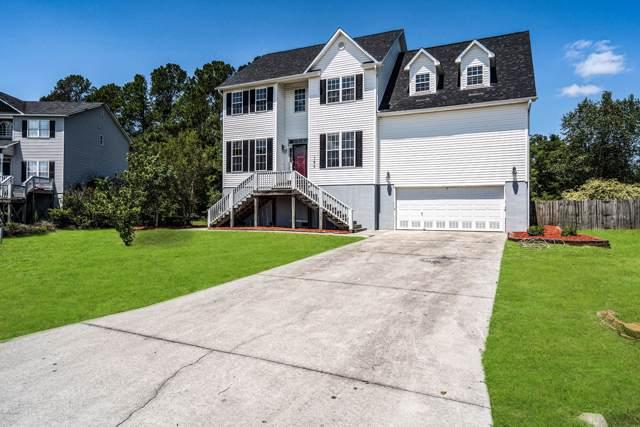 160 Forest Bluff Drive, Jacksonville, NC 28540 (MLS #100169514) :: The Cheek Team