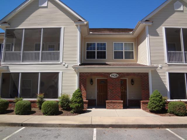 1928 Tara Court #201, Greenville, NC 27858 (MLS #100170634) :: Chesson Real Estate Group