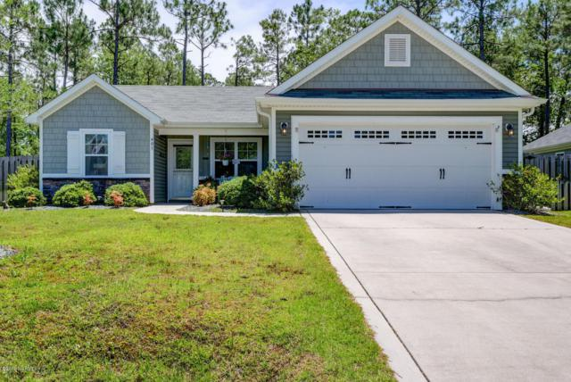 405 Blue Pennant Court, Sneads Ferry, NC 28460 (MLS #100170737) :: The Oceanaire Realty