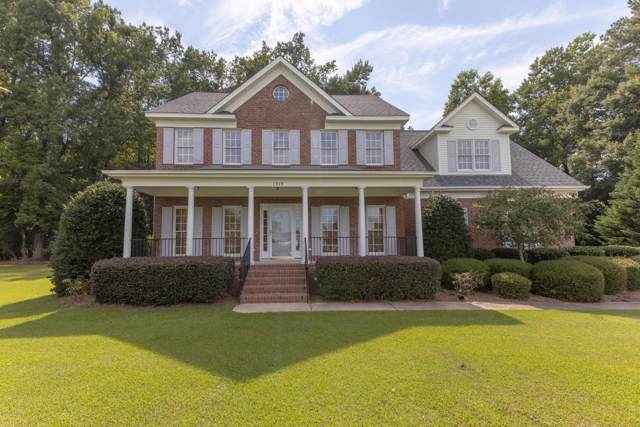 1919 Cherry Stone Lane, Greenville, NC 27858 (MLS #100171425) :: Courtney Carter Homes