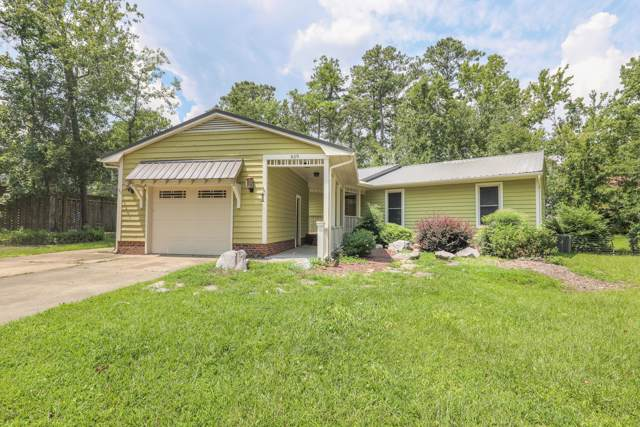 619 Clover Drive, Jacksonville, NC 28546 (MLS #100171962) :: Coldwell Banker Sea Coast Advantage