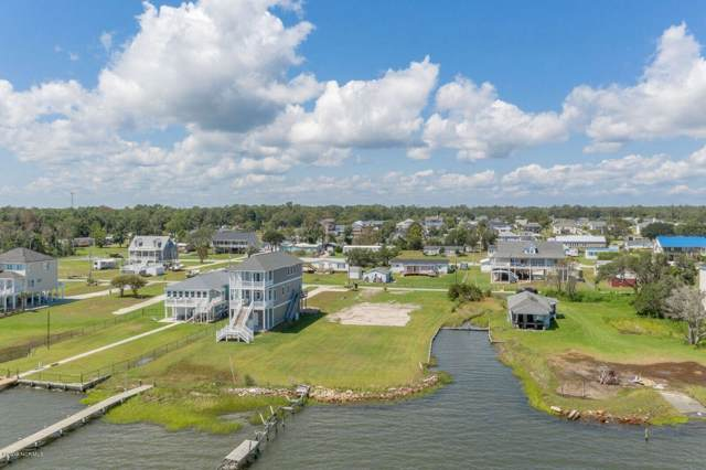 131 Salty Shores Point Road, Newport, NC 28570 (MLS #100172360) :: The Keith Beatty Team
