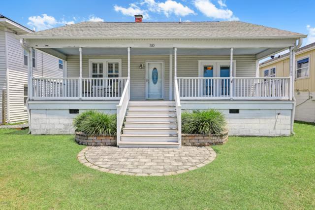 510 Canal Drive, Carolina Beach, NC 28428 (MLS #100172762) :: Lynda Haraway Group Real Estate