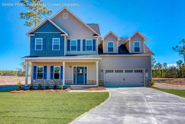 210 Timber Jack Court, Jacksonville, NC 28546 (MLS #100172776) :: The Keith Beatty Team